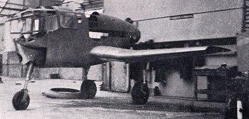 De half afgebouwde S-21