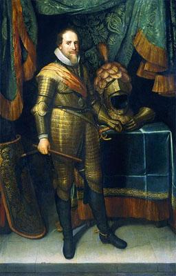 Geschilderd door Michiel Jansz. van Mierevelt, c. 1613-1620. Bron: wikipedia.org