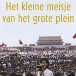 Studente op het Rode Plein in China