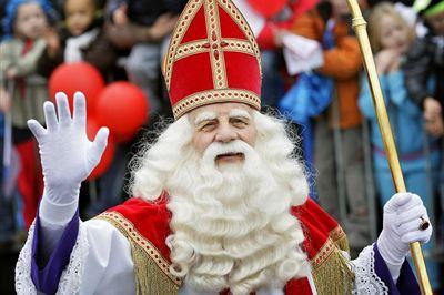 Sinterklaas Startpagina
