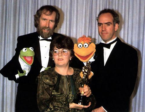Oscars86_Cilia_van_dijk_Jim_Henson