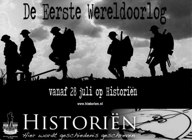 Historien WO1 special