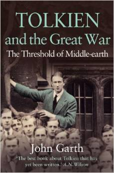 Tolkien and the great war cover
