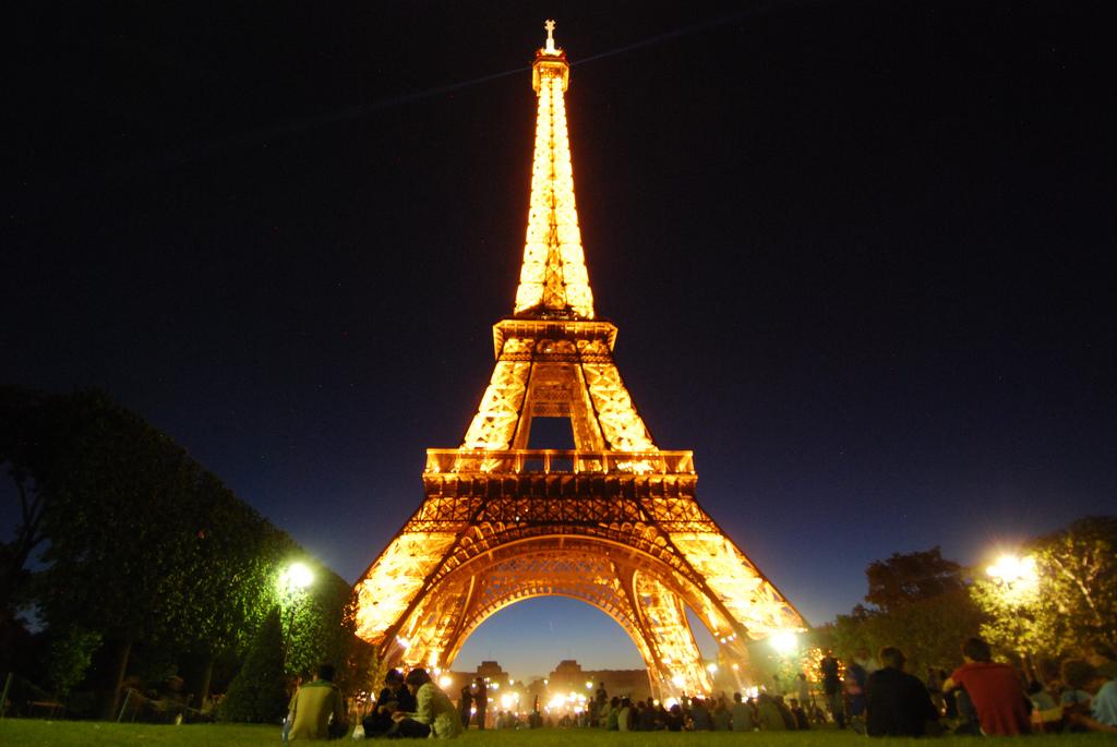 Beroemde Mensen In Parijs.Geschiedenis Van Parijs Historien