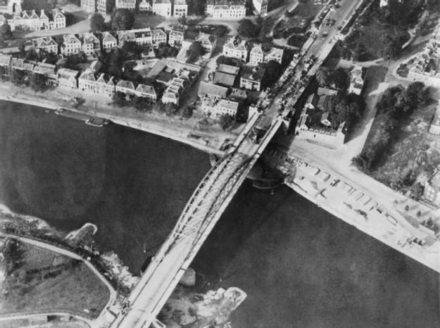 Market Garden brug Arnhem