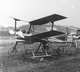 De eerste drone (bron: wikipedia)