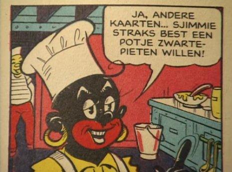 Simmie, uit Sjors en Sjimmie door Frans Piët die deze strip tekende van 1938-1068. Daarna werd e strip getekend door o.a. Jan Kruis, Jan Steeman en Robert van der Kroft. Bron: Wikipedia.