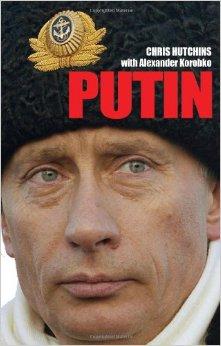 Omslag van de Engelstalige uitgave: Putin.