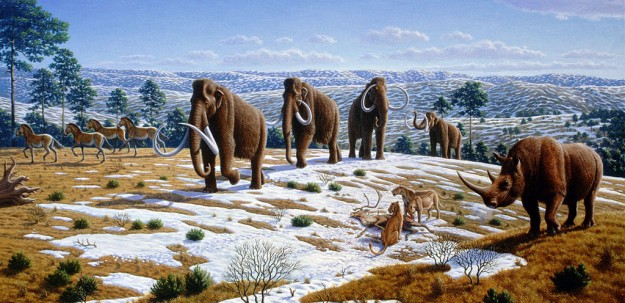 Giants of the Ice Age
