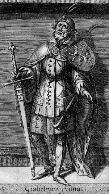 Willem I graaf van Holland