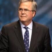 Jeb Bush. bron: wikimedia.org