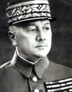 Generaal Alphonse Georges (bron: Wikimedia Commons)