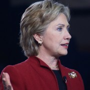 Wordt Hillary Clinton de nieuwe 'American Caesar'? De toekomst zal het uitwijzen (bron: Wikimedia)