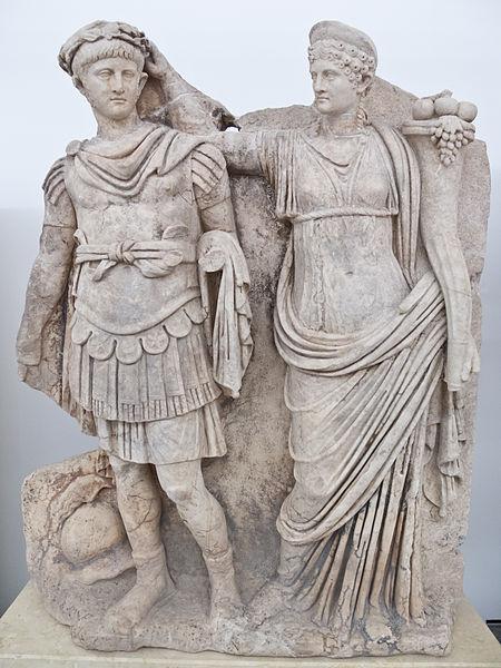 Nero en Agrippina