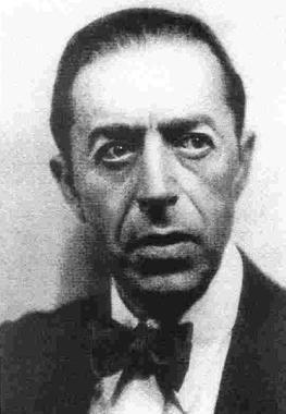 'Meesterspion' Sidney George Reilly (bron: Wikimedia)
