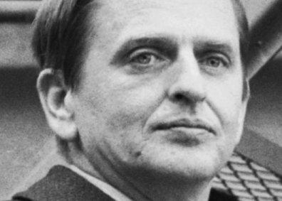 Olof Palme. bron: wikimedia commons. Foto gemaakt door Oiving