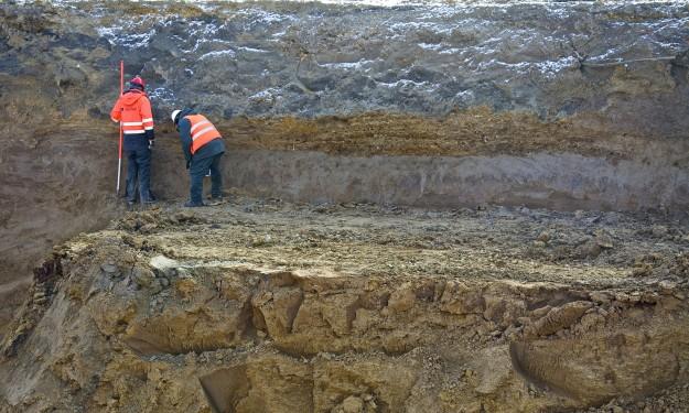 opgravingen