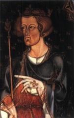 Eduard I, bron: Wikimedia
