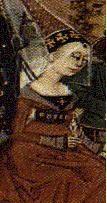 Isabella, de vrouw van Edward II