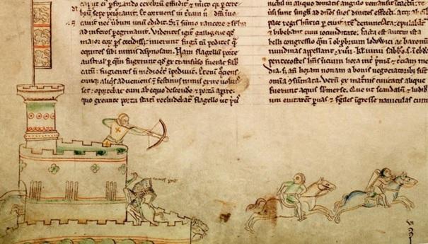 Slag bij Lincoln, 1217
