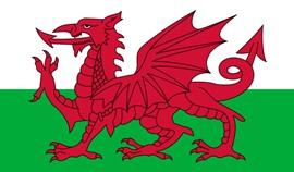 De rode draak op de vlag van Wales doet denken aan de draken van Targaryens