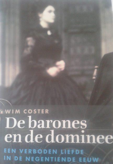 Kaft van de uitgave 'De barones en de dominee'