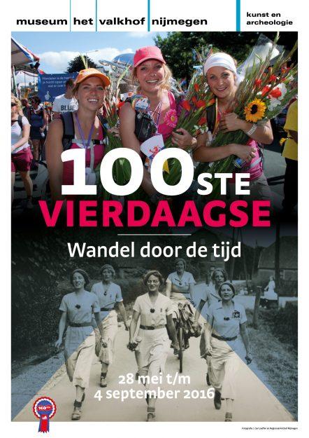 100ste Vierdaagse - Wandel door de tijd