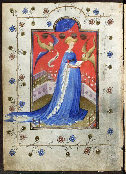 Gebedenboek van Maria van Gelre