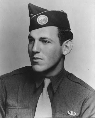 Edward Tipper, een van de overlevenden van de Tweede Wereldoorlog
