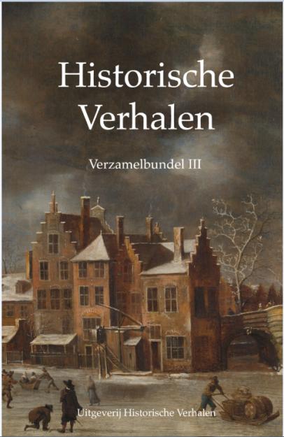 Omslag-Historische Verhalen Verzamelbundel-voorkant